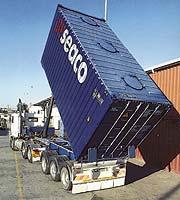 Контейнер для сыпучих грузов
