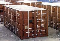 Сухогрузные контейнеры